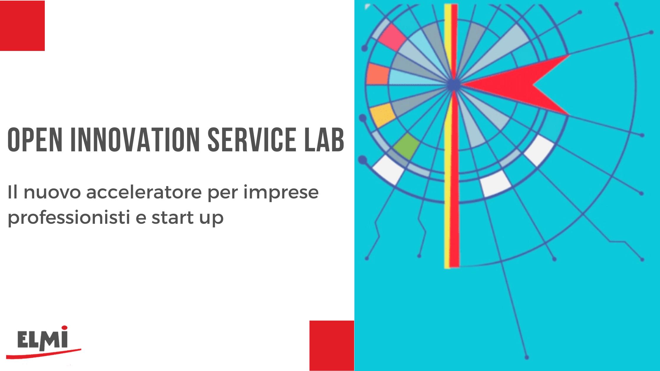 Open Innovation Service Lab - Il nuovo acceleratore per imprese
