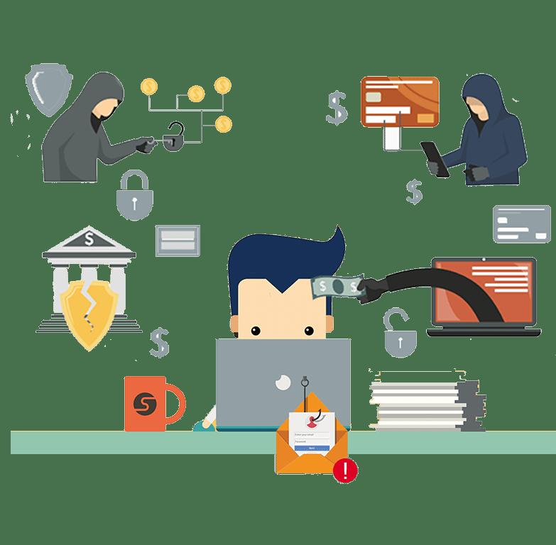 Sicurezza informatica cosa fare in caso di truffa