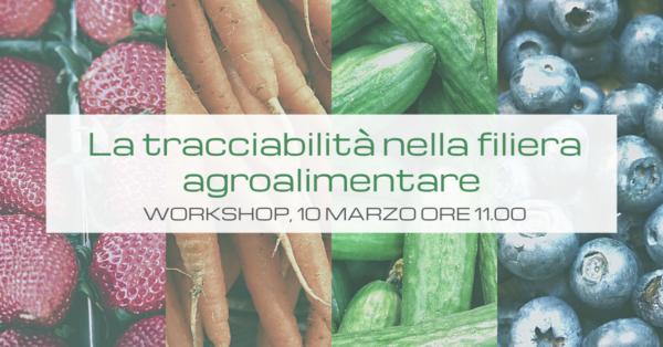 La tracciabilità nella filiera agroalimentare