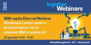 Monitorare i propri asset - Maximo Asset Management - ELMI